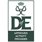 Local D of E approved trainer Derbyshire